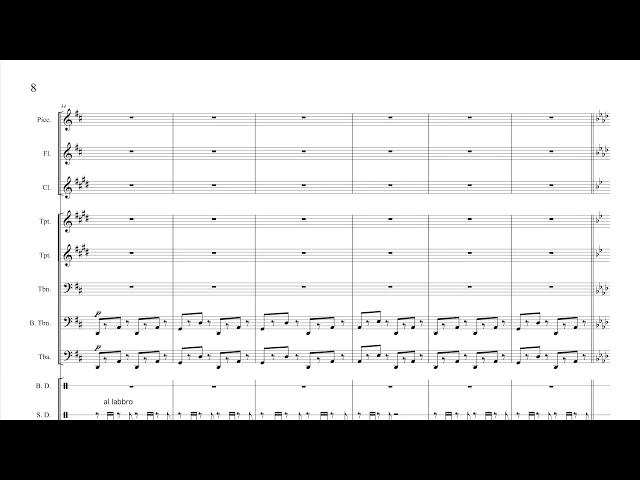 Andrej Heinrich Klassen - March (Eigenkomposition)