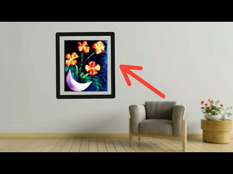 How to make beautyful DIY home decor😲😲😲😲😲/Art and Craft(Very easy)/