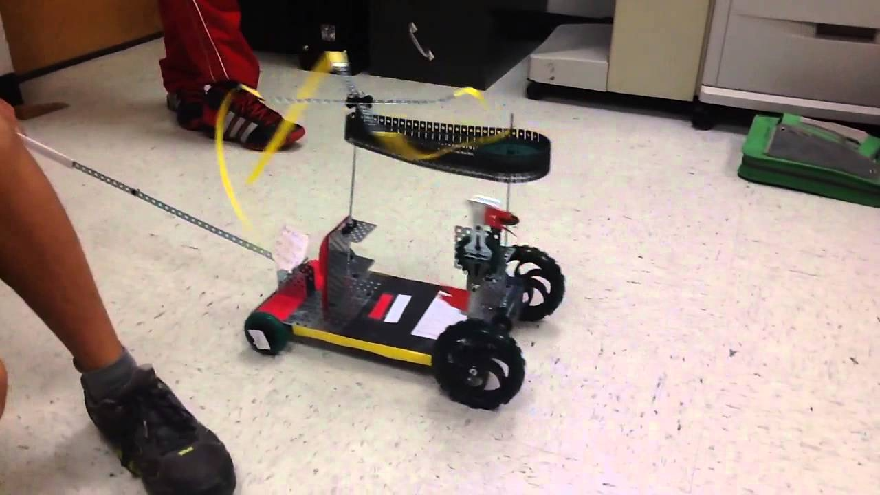 Vex Pull Toy Pltw Class Youtube