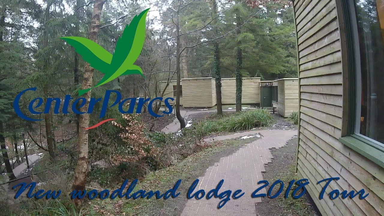 New Woodland Lodge 2018 Center Parcs Longleat Youtube