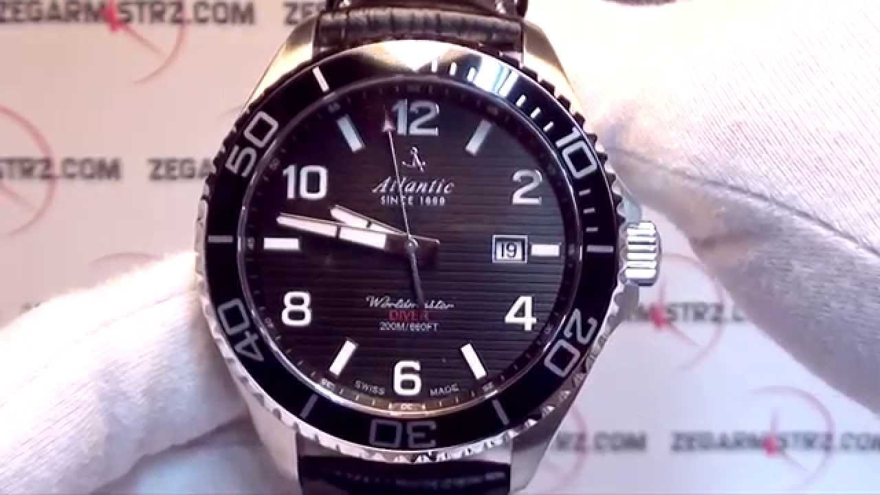 Мужские наручные часы atlantic (атлантик) каталог моделей в наличии по минимальным ценам. Купите мужские наручные часы atlantic (атлантик) в.