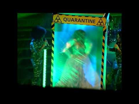 Rita Ora - Radioactive And Facemelt - Radioactive Tour - Newcastle O2 Academy