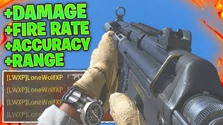 this WEAPON has TAKEN OVER in Modern Warfare! (MW BEST MP5 Class)