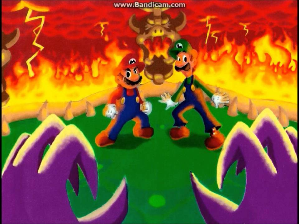 Mario Luigi Superstar Saga Final Cackletta Battle Remix