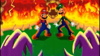 Mario & Luigi: Superstar Saga ~~ Final Cackletta Battle [REMIX] (extended)