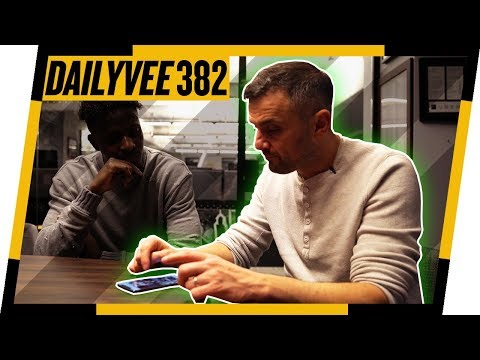 The Best Instagram Strategy for Celebrities | DailyVee 382