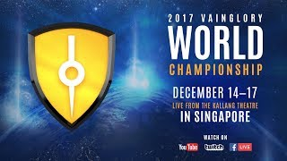 Razer 2017 Vainglory World Championship - Grand Finals & Third Place