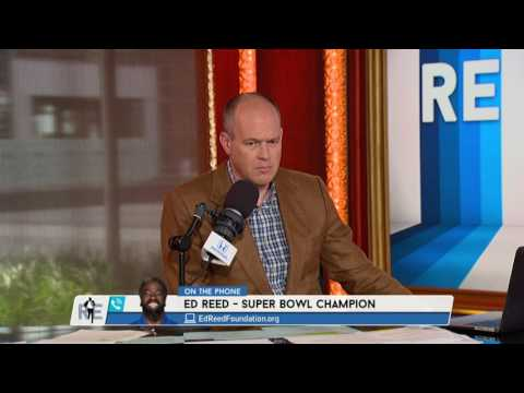 Super Bowl Champion Ed Reed on What Community Outreach Means For The Greater Good - 5/24/17