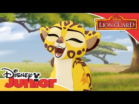 The Lion Guard - 'My Own Way' Music Video | Official Disney Junior Africa