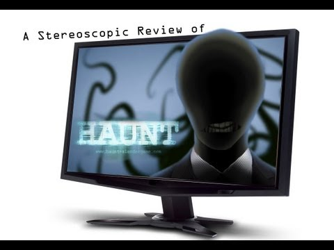 Stereoscopic Review of Haunt: The Real Slender Game