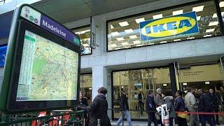 شاهد: إيكيا تفتتح أول متجر في باريس | البوابة