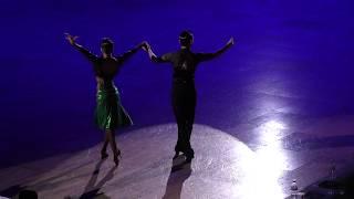 Japan International Dance Championships 2018 プロラテンアメリカン準決勝進出選手