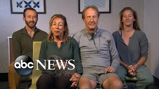 Mom describes how she survived 4 days lost in mountains