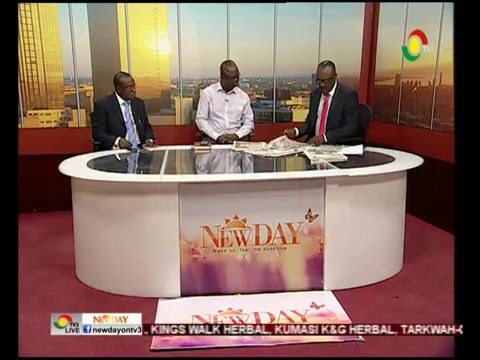 NewDay - Newspaper Review - Kuwait bans recruitment for Ghanaian women  - 18/4/2016