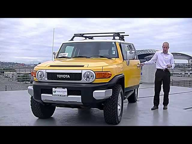 Why A 2007 Toyota Fj Cruiser Under 14000 Is Certain Collectible You