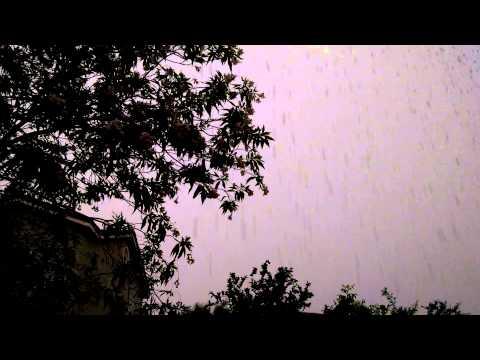 Big lightning strike in San Jacinto, CA.