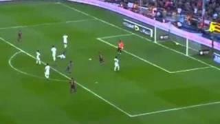 Barcelona 1 x 1 Mallorca Campeonato Espanhol 2010/2011 6 Rodada - Gols