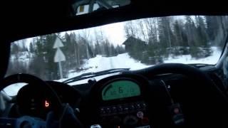 Sigdalsrally 2015 - SS7 Nysetra - Onboard Knut Harald Henriksen & Daniel Monteiro