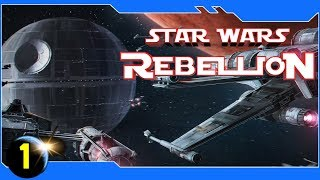 Star Wars: Rebellion - The Empire WILL Strike Back - Ep 1 - 4x RTS