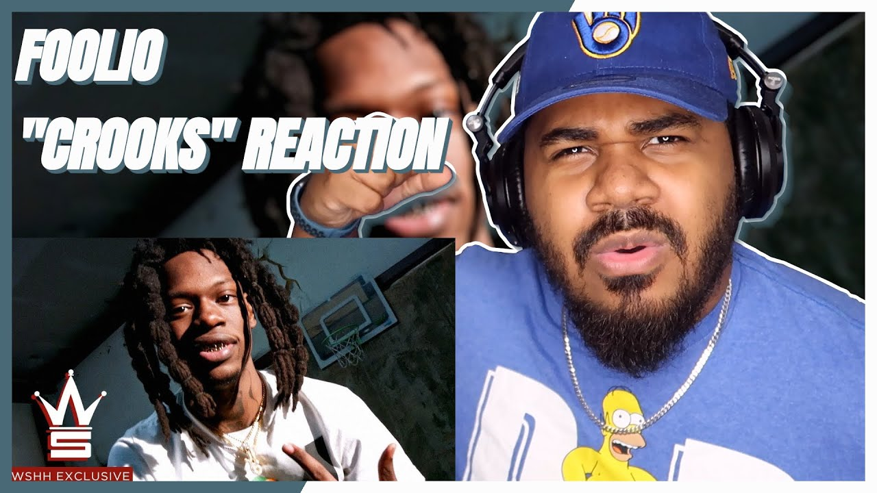 """Download Foolio """"Crooks"""" (Prod. by Zaytoven) (WSHH Exclusive - Official Music Video) REACTION"""