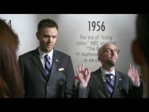NBC Giving odd jobs to Joel McHale and Jim Rash (from Community) during it's hiatus [Promo]