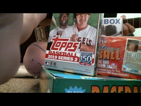 Late Night Card Breaks! Happy October! Guitar/Chill/Chat! Glavine RC Hunt!