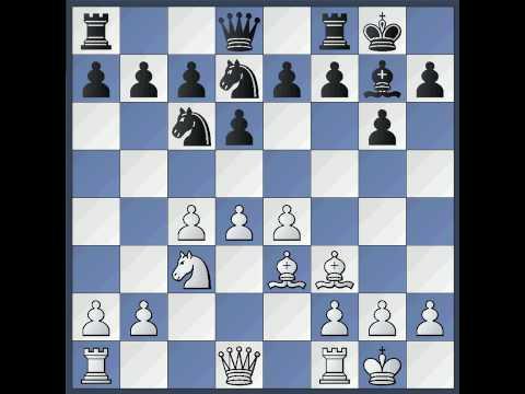 Thomason - Fischer US Championship U18 1955 E90