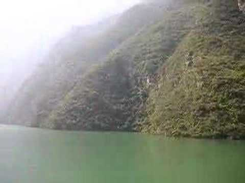 Emerald Gorge, Yangtze River, China