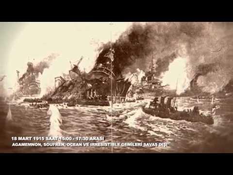 Can Le Gunlukleri Bolum Buyuk Deniz Savasi Ilk Gun Belgesel