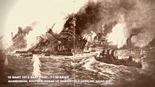 Çanakkale Günlükleri 1 Bölüm Büyük Deniz Savaşı İlk Gün Belgesel