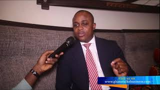 Ghana Talks Business TV Adebowale Atobatele
