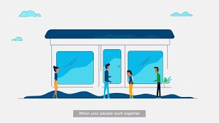 : Cisco Small Business Collaboration: Work Better, Together (30 sec with captions)