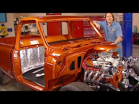 Project Copperhead: 1967 Chevy C10 Final - Part 6 Trucks! S5, E19