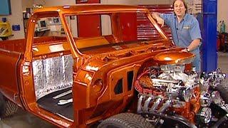 Project Copperhead: 1967 Chevy C10 Final - Part 6 Trucks! S5, E19
