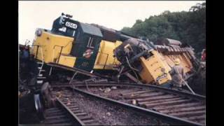 Railroad Wrecks From 1900's-2009 In The Good Old USA