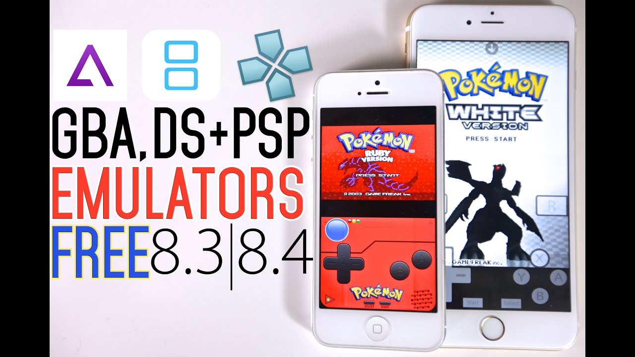 gba emulator iphone how to install gba4ios psp amp nds emulator free on ios 8 3 10692