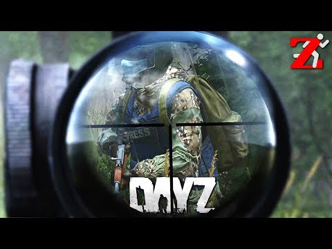 Getting LOOTED Through GUNFIGHTS In DayZ!