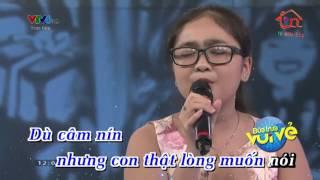 [Karaoke] Mẹ yêu - Thiện Nhân