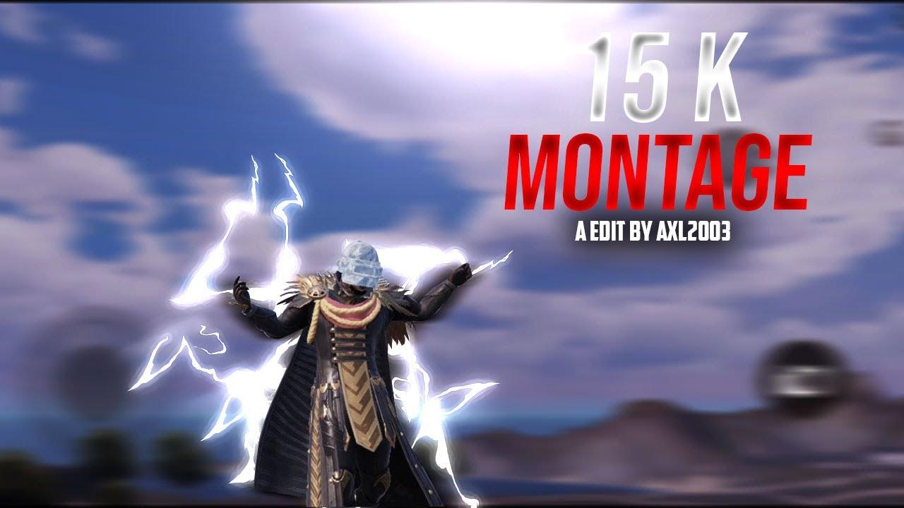 15K SPECIAL MONTAGE || ExLIQUID
