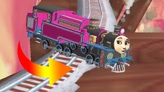 ASHIMA Very Dangerous Rocky Mountain Adventures | Thomas & Friends: Magical Tracks
