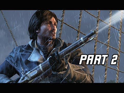 Assassin's Creed Rogue Remastered Walkthrough Part 2 - Air Rifle (4K Let's Play Commentary)