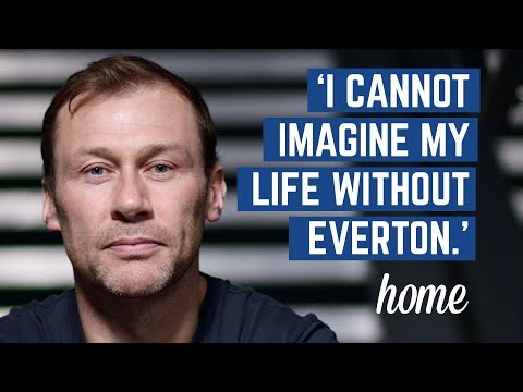 BIG DUNC: I CAN'T IMAGINE LIFE WITHOUT EVERTON