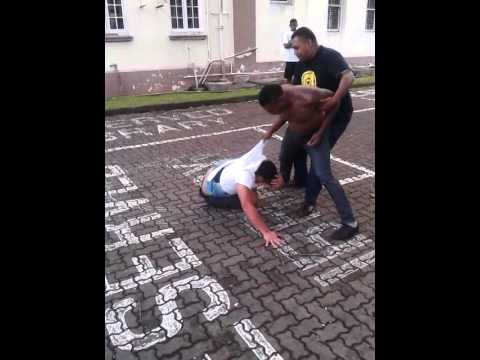 suva back library fight