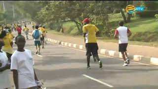 FULL VIDEO : KIGALI INTERNATIONAL PEACE MARATHON | 16 June 2019