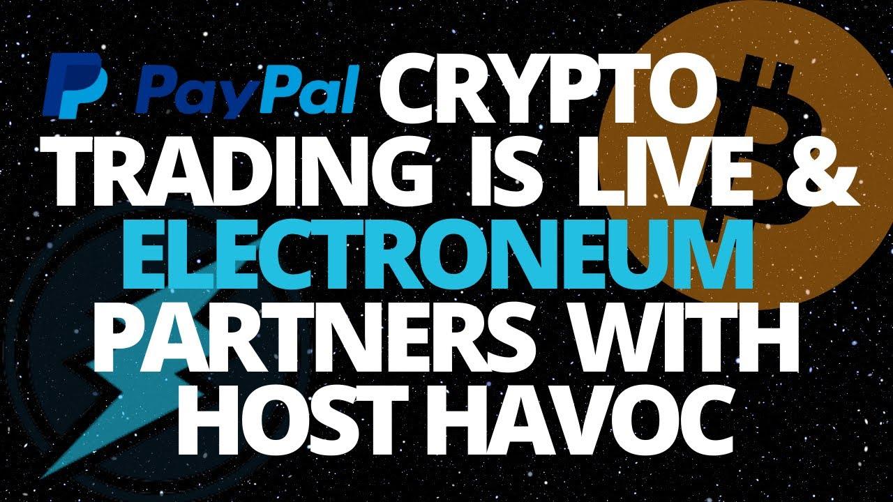 crypto trading pro electroneum