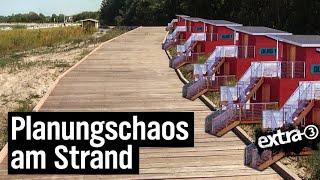Realer Irrsinn: Die Dünenpromenade in Boltenhagen