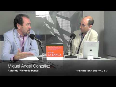 Periodista Digital. Entrevista a Miguel Ángel González. 19 de julio 2012