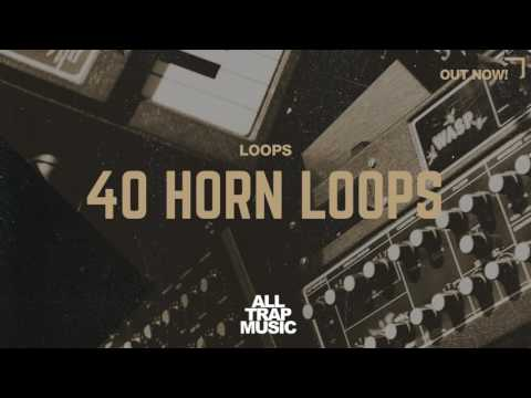 All Trap Music Sample Pack - Leads, Melodies and Effects