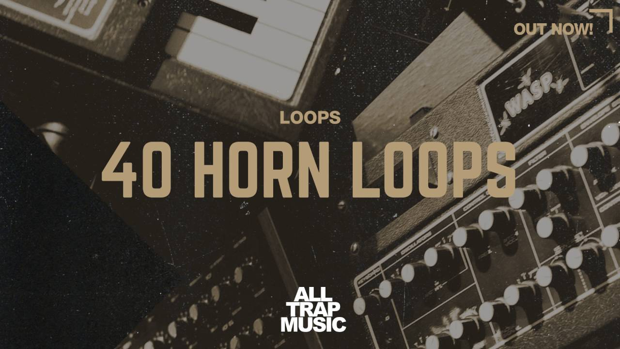All Trap Music Sample Pack - Leads, Melodies and Effects - YouTube