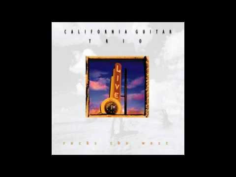California Guitar Trio - Waters of Eden